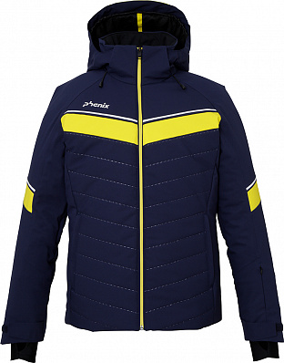 Stratos Jacket (Dark Navy)