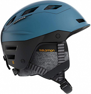 Qst Charge Moroccan Blue/Black